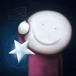 Any Dream For You by Doug Hyde - Limited Edition on Paper sized 14x14 inches. Available from Whitewall Galleries