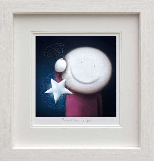 Any Dream For You by Doug Hyde - Framed Limited Edition on Paper
